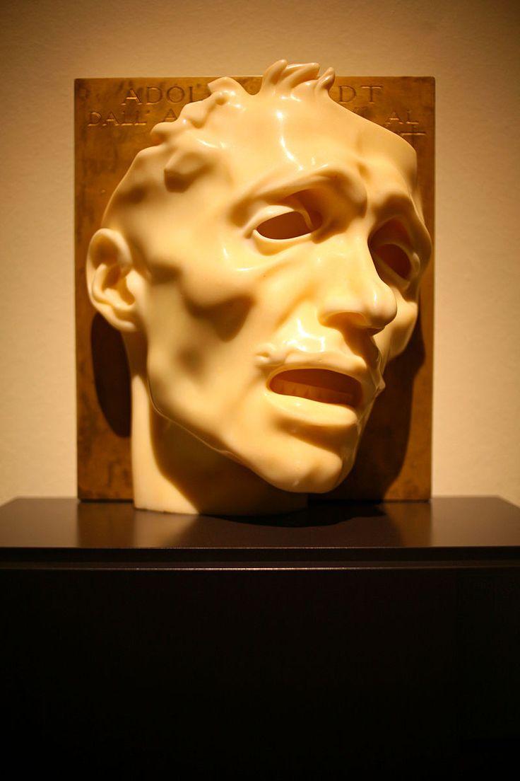 Adolfo Wildt (1868-1931) Autoritratto (Maschera del dolore) (1909) - Adolfo Wildt - Wikipedia