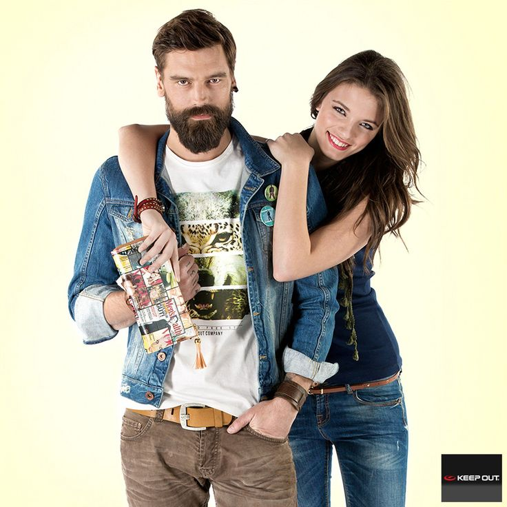KEEP OUT |  BA-TU TEXTILE Collection Casual Wear 2014