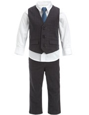 Page boy suits | Shirt sets & shoes for page boys | Monsoon