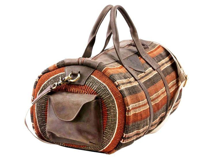 Kiondo Duffel Bag | Buyu Collection | AHAlife