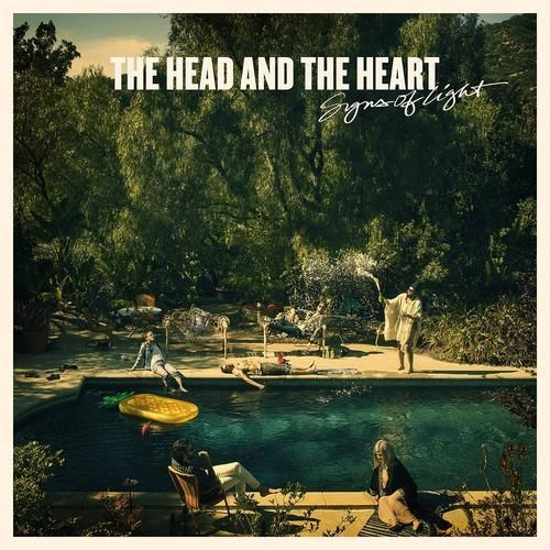 The Head and the Heart – Signs of Light album 2016, The Head and the Heart –…