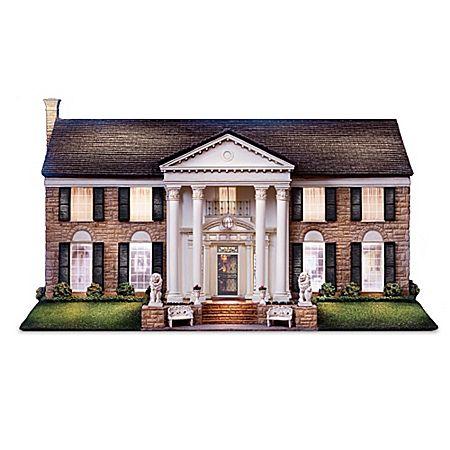 Elvis Presley's Graceland House Collection