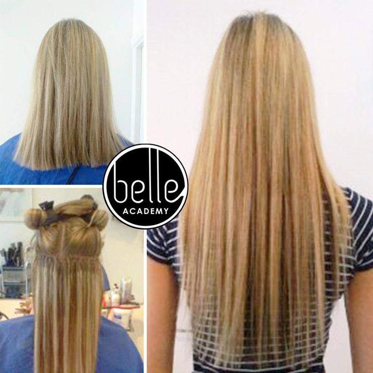 13 best Belle Hair Extension Training images on Pinterest   Belle ...