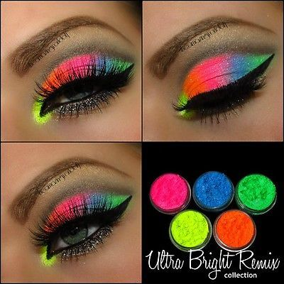 5 MYO Ultra Bright Remix Shimmer Eyeshadow Pigment Mica Cosmetic Mineral Makeup