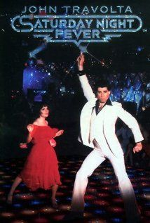 I'm studying dance movies, books on dance, and dance moves. Saturday Night Fever has a dance I'm learning.