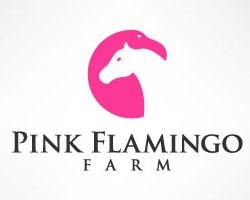 Pink Flamingo Farm Logo