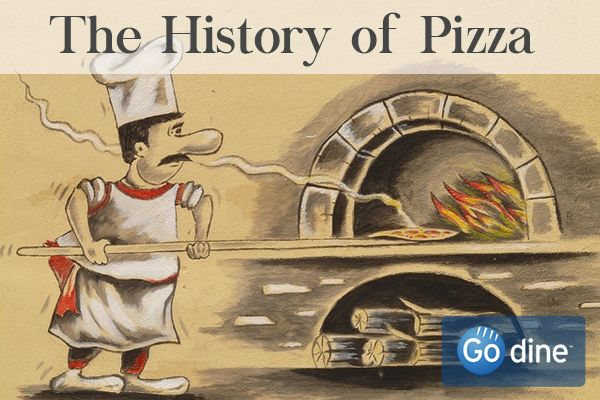 Ever wondered about the origins of pizza, everyone's favourite comfort food? Look no further than our latest blog post! http://www.godine.co.uk/blog/history-of-pizza
