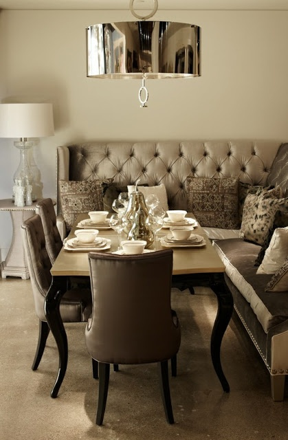 46 Best Banquette Seating Images On Pinterest Banquettes
