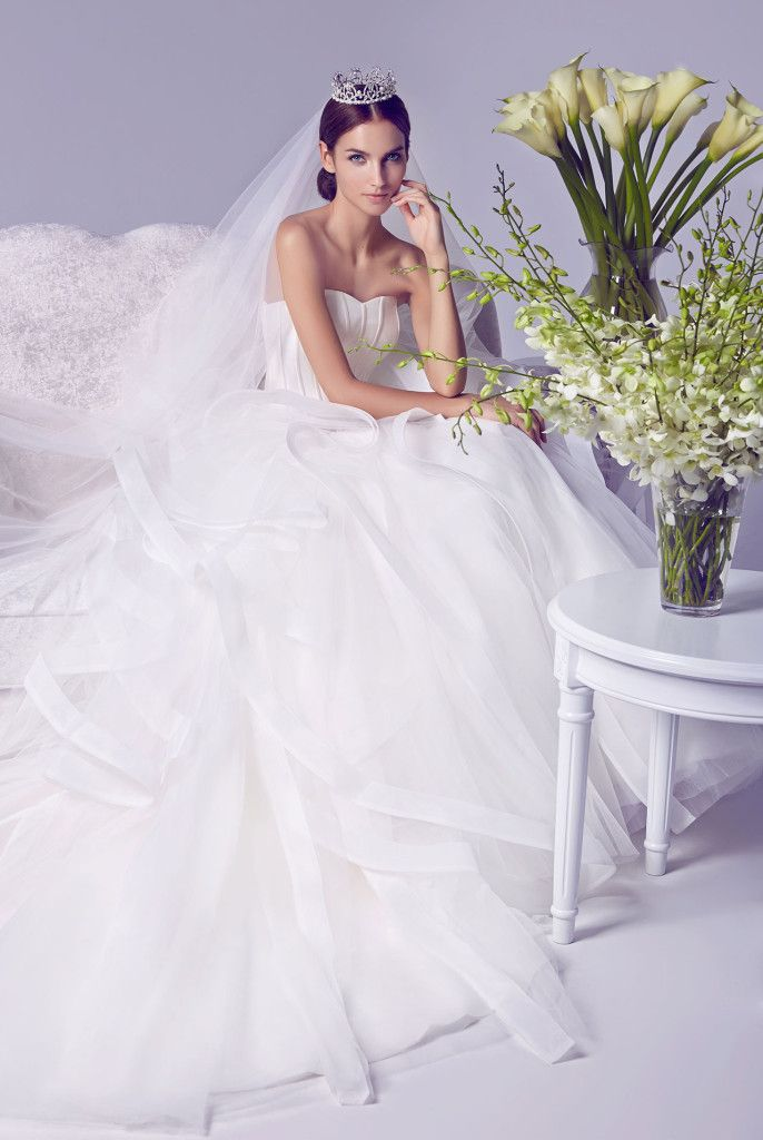A Wedding Gown Fit For Princess