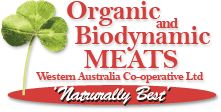 Organic & Biodynamic Meats Western Australia Co-operative Ltd    ABN: 95 916 019 591