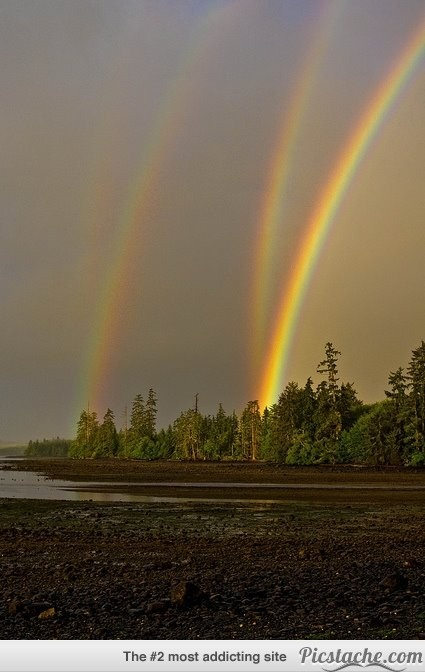Best Rainbows Beautiful Rainbows Images On Pinterest - 17 breathtaking photos of rare double rainbows