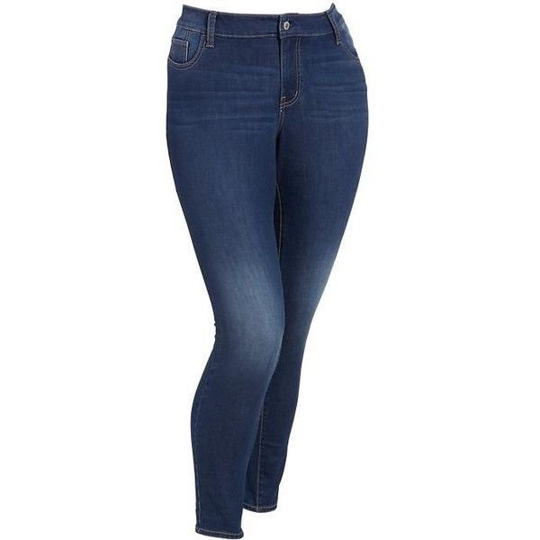 Old Navy Womens Plus The Rockstar High Rise Skinny Jeans ($23) ❤ liked on - Best 20+ Old Navy Skinny Jeans Ideas On Pinterest Petite Skinny