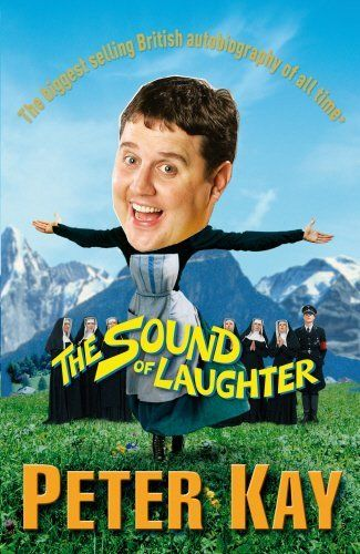 The Sound of Laughter by Peter Kay #books