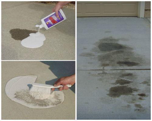 4533 best images about trucs et astuces pour le nettoyage for Best way to clean driveway