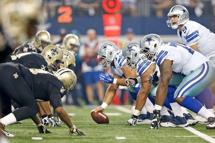 Week: 4 Saints vs. Cowboys