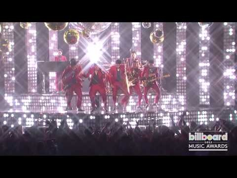 "Bruno Mars ""Treasure"" LIVE at the Billboard Music Awards 2013"