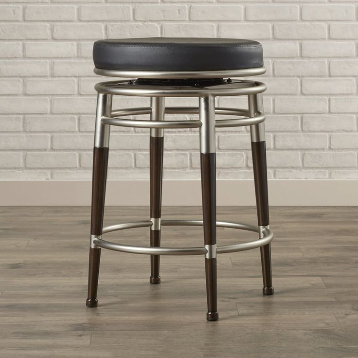 Awesome Round Bar Stool Cushions with Ties