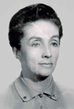 Juana Alfonsa Milán y Quiñones de León (1916 - 2005). Daughter of Alfonso XIII and Beatrice Noon.