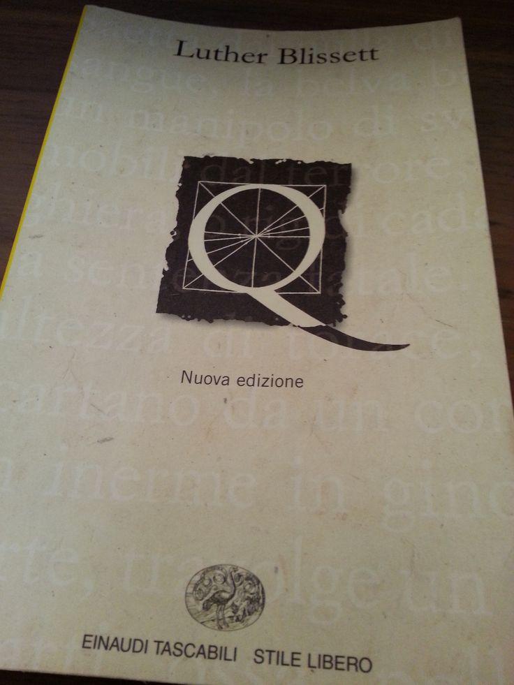 """Spy Story ambientata tra il 1519 e il 1555, il destino che lega il protagonista (dai molteplici nomi) scampato alla carneficina di Frankenhausen e """"Q"""" il traditore, è il filo conduttore di tutto il romanzo. Una lotta per l'uguaglianza, la libertà e per i diritti fondamentali degli uomini. Il romanzo è scritto a più mani, Luther Blissett è uno pseudonimo che poi cambierà in WuMing (""""anonimo"""" in cinese mandarino), di cui consiglio di leggere """"Altai"""", proprio il seguito di """"Q""""."""