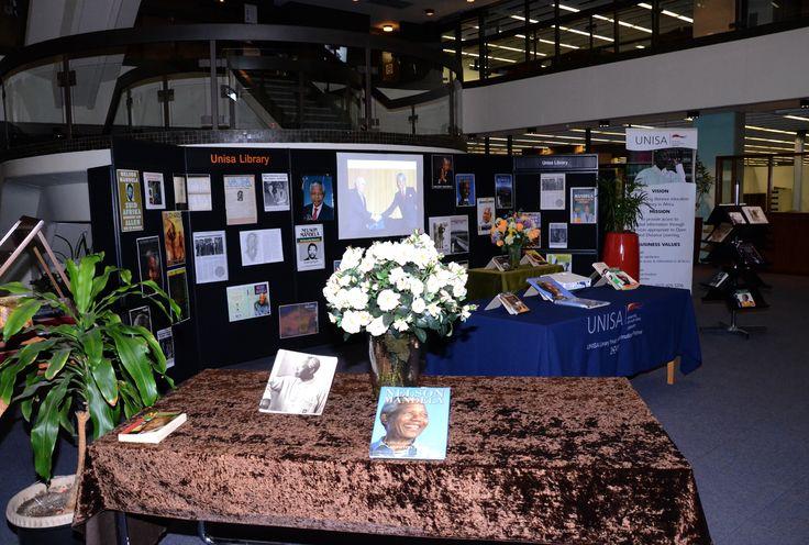 The Nelson Mandela exhibition