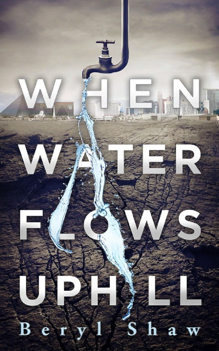 Follow The Current In Today's Free Mystery Book 'when Water Flows Uphill'  Http: