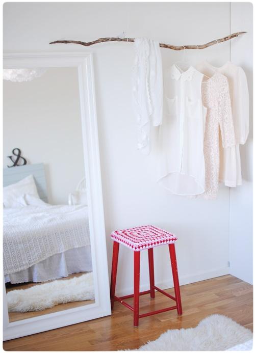 Pastill.nu: Our bedroom