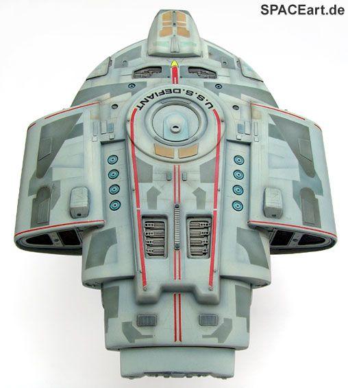 Star Trek: U.S.S. Defiant, Modell-Bausatz ... http://spaceart.de/produkte/st063.php