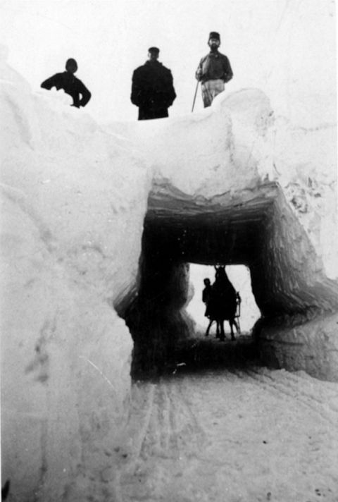 The Children's Blizzard - 125 years ago, deadly 'Children's Blizzard' blasted Minnesota. The winter of 1887-1888 was ferocious and unrelenting.  November vacillated between ice storms, snowstorms and sub-zero temperatures. December dumped mountains of snow: 20.2 inches in Moorhead, 39.5 inches at Morris, 33 inches at Mankato.