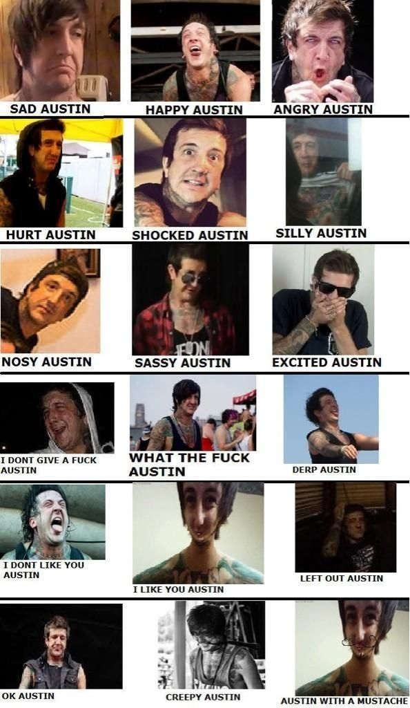 Austin Carlile, i had to re-pin, i had no choice :D