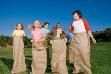 Summer Camp Games for Kids