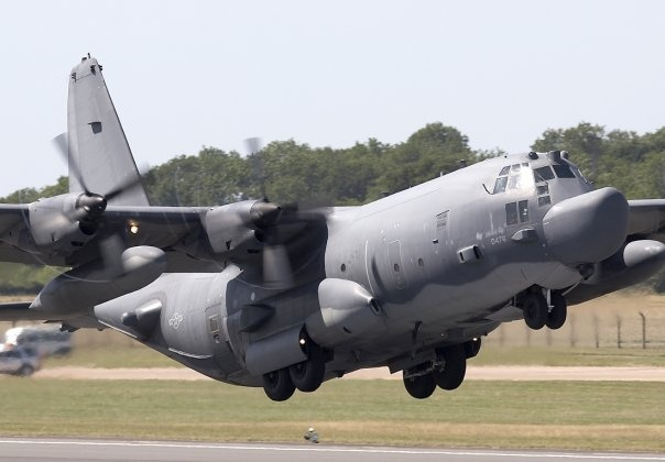 "Lockheed MC-130H Hercules ""Combat Talon II"" (84-0476), 7th Special Operations Squadron (7 SOS), 352nd Special Operations Group (352 SOG), United States Air Force Special Operations Command (USAFSOC), RAF Mildenhall, United Kingdom"