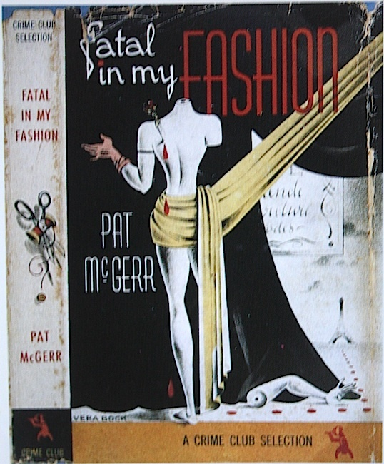 Pretty Book Cover Art : Pretty sinister books cover art vera bock sleuthing