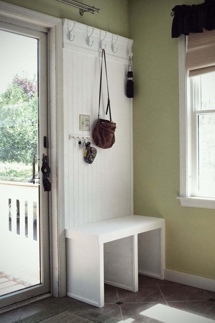47 best front hall mud room images on pinterest entrance for Entryway dining room ideas