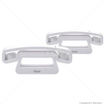 Swissvoice ePure Cordless Telephone - Twin Set - White - Buy Cordless Phones - Milan Direct
