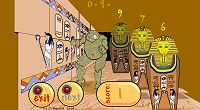Maths Games - Funky Mummy addition game