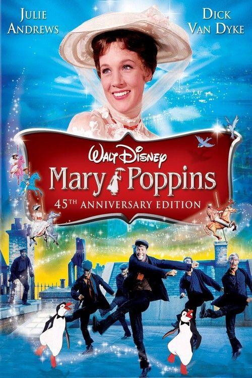 Watch Mary Poppins Full-Movie