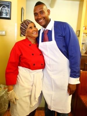 Ms. Robbie's 'Sweetie Pie' Restaurant Hits the Spot on Oprah Winfrey Network