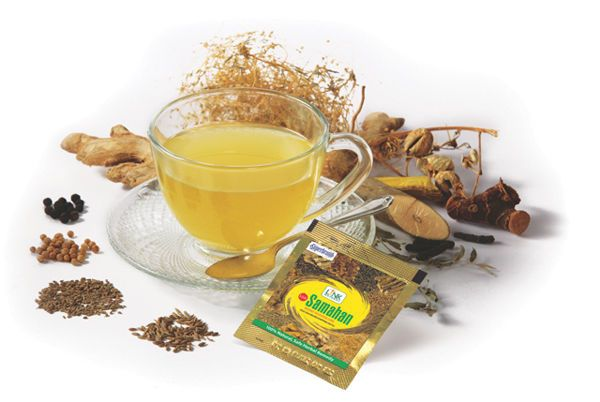 200 x SAMAHAN Ayurveda Ayurvedic Herbal Tea Natural Drink for Cough & Cold, 800g #SiddalepaSAMAHAN