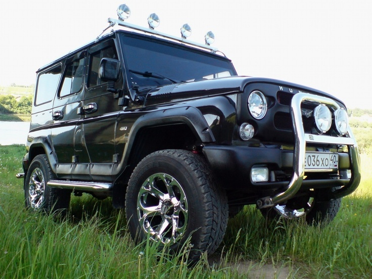 uaz hunter tuning uaz teile shop pinterest. Black Bedroom Furniture Sets. Home Design Ideas