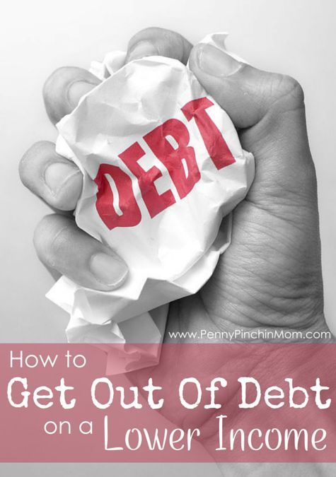 How to Get Out of Debt -- Even if you are on a LOWER income! You don't need to make a lot of money to become debt free. You need the tools to help you reach this goal in life!!
