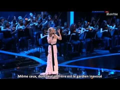 Lara Fabian- Je T'aime ( Lyrics)  So you can compare and appreciate audience response at Paris concert
