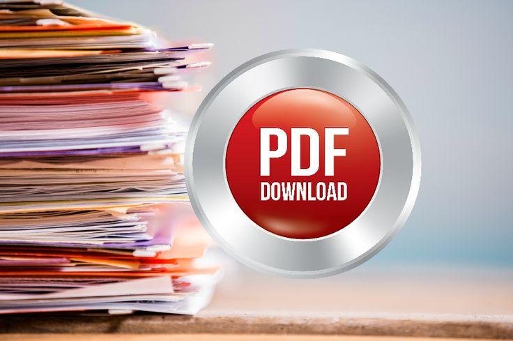 Optimalisering av PDF for Google