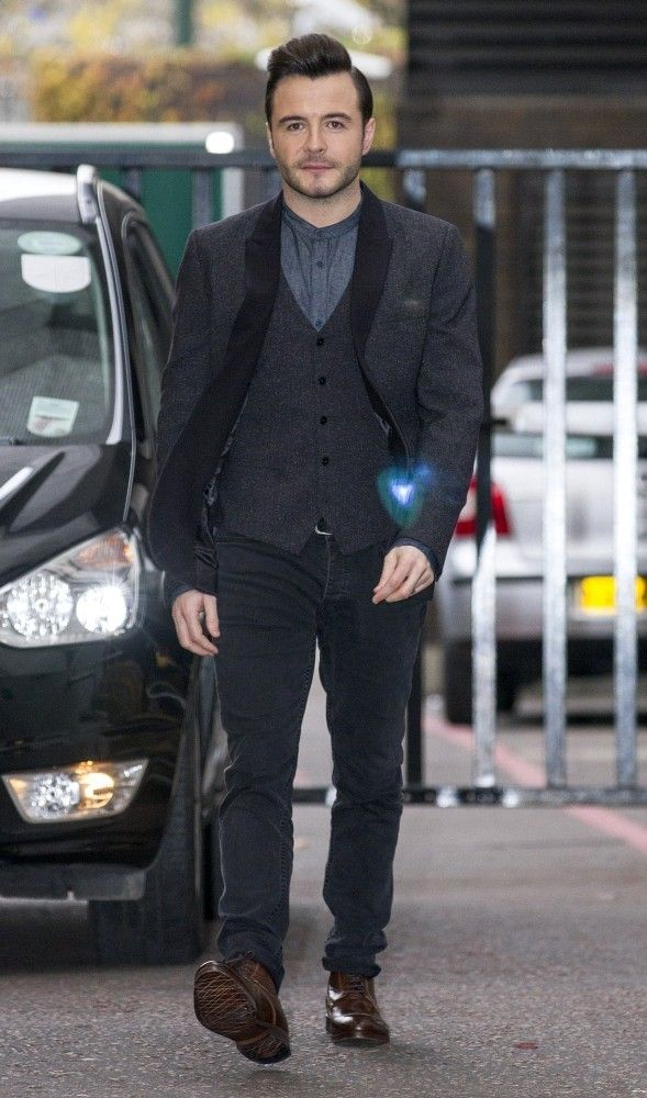 Shane Filan Photos: Shane Filan Leaves the ITV Studios