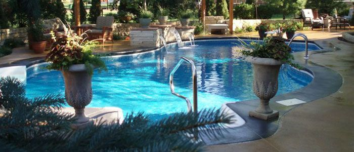 unique pools | Custom Swimming Pool Kit - Pool Warehouse, Inground Pool Kits