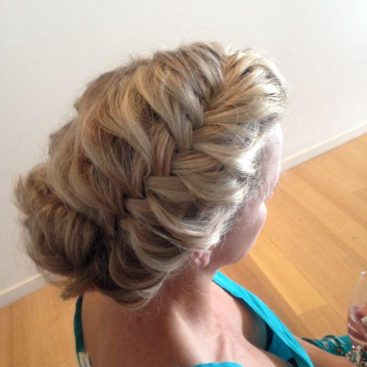 Bridal Hair Styling by www.aneyeforstyle.com.au