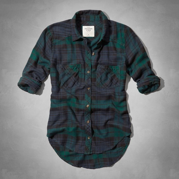 10 ideas about black flannel shirt on pinterest men for Green and black plaid flannel shirt