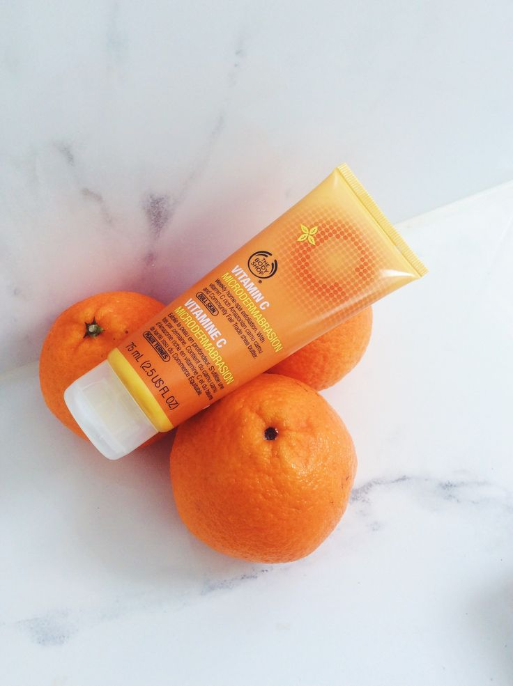 The Body Shop Vitamin C Microdermabrasion Review | xoxolovedee