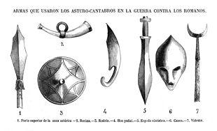 Dos tácticas de caballería de los dos pueblos más fuertes de Hispania según los romanos, los indomables Astures y los Cántabros, pueblos mon...