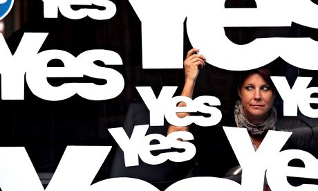 Scottish referendum: UK parties fast-track new tax and welfare powers