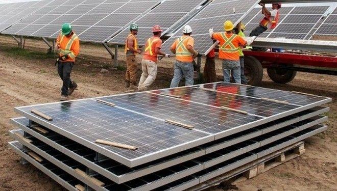 Proiecte in pericol! Parcul fotovoltaic de la Buzias se desfiinteaza